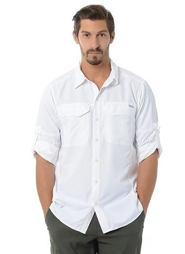 Columbia Uzun Kollu Gömlek Renkli